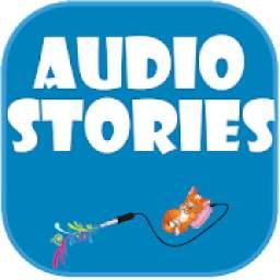 Audio Stories (English Books)