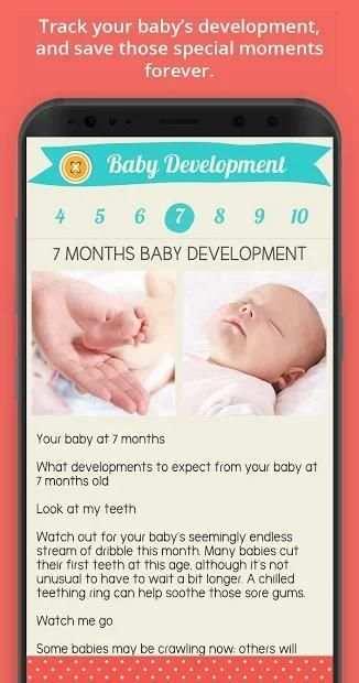 Baby Tracker - Newborn Care From Head to Toe screenshot 6