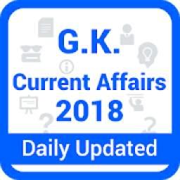 GK & Current Affairs 2018, Railway, SSC, IBPS
