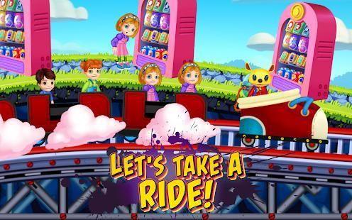 RollerCoaster Fun Park screenshot 3