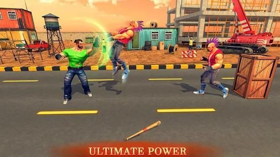 Kung fu boxing champ- Free Action game 4 تصوير الشاشة