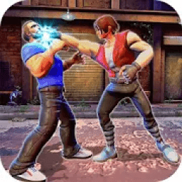 Kung fu boxing champ- Free Action game أيقونة