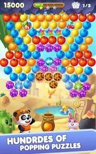 Bubble Panda Rescue screenshot 6