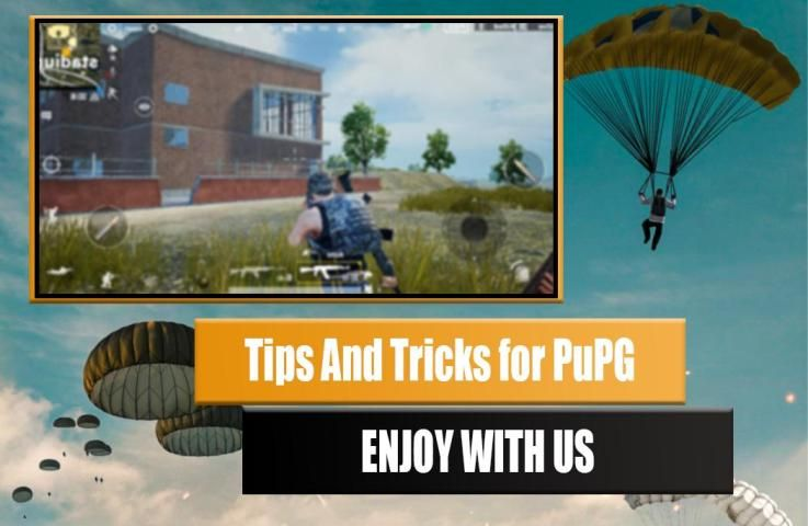 Guide for pupg pro mobile tips screenshot 2