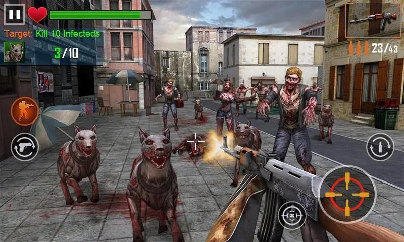 Zombie Shooter 3D screenshot 5