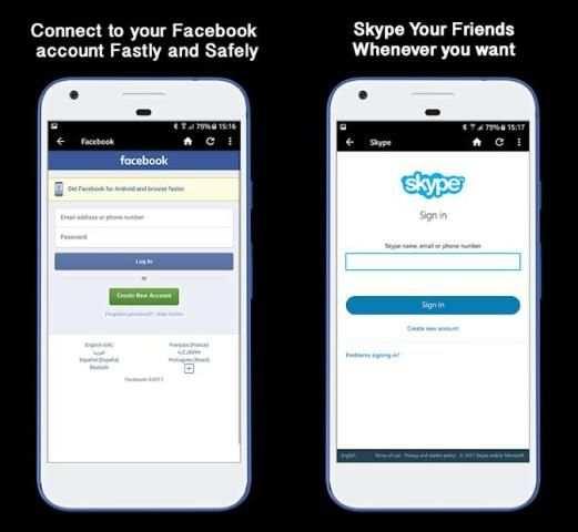 All Social Networks screenshot 4