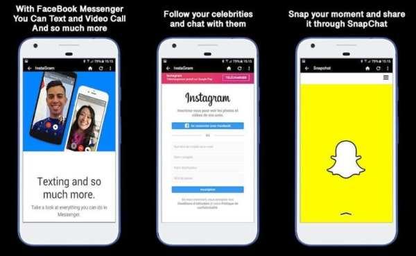 All Social Networks screenshot 5