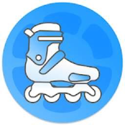 ROLLS - Slalom, Slides, Jumps
