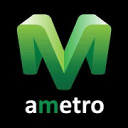 aMetro - World Subway Maps icon