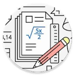 Math Formulas - Class 6 to 12