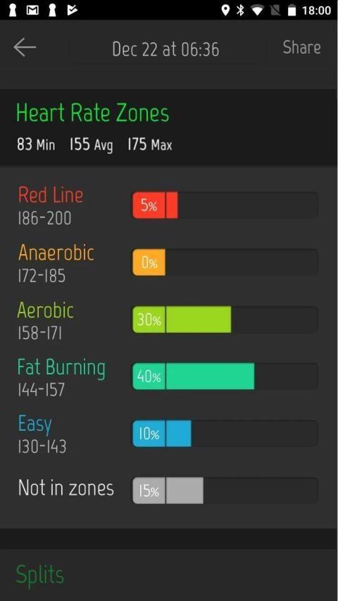 Running Distance Tracker + screenshot 2