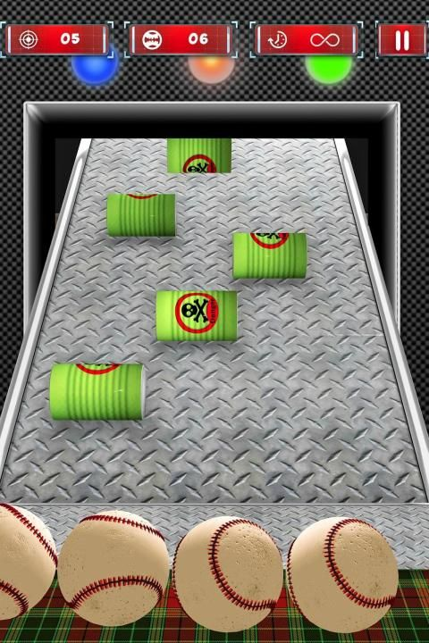 Tin Can Smasher – Hit And Knockdown Ball Throwing screenshot 7