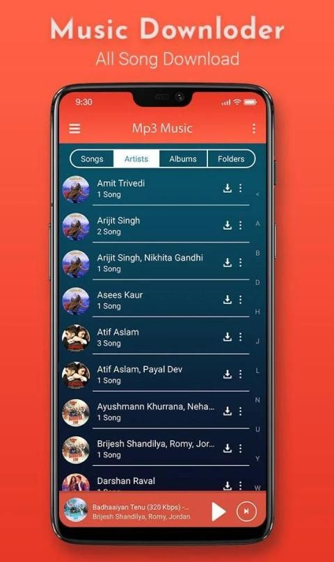 Mp3 Song Download - Free Music Download App screenshot 5