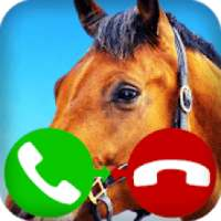 horse call simulation game icon