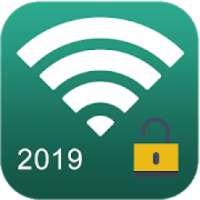 Wifi Password Analyzer 2019 icon