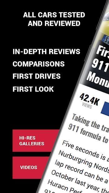 CarBuzz - Daily Car News 2 تصوير الشاشة