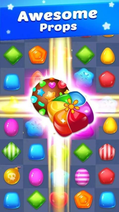 Candy plus: Match 3 puzzle adventure screenshot 3