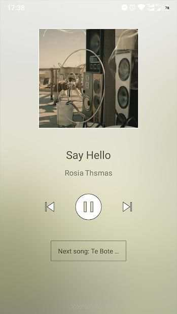 Mp3 Music Player - Vi Music screenshot 1