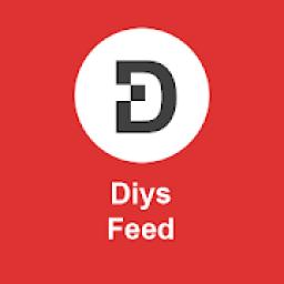 Diysfeed icon