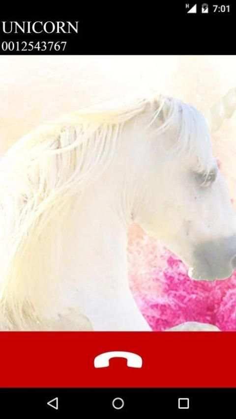 unicorn call simulation game screenshot 2