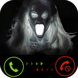Phone Call From Ghost (PRANK) أيقونة