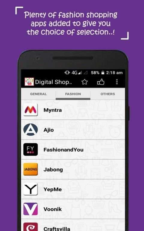 Online shopping apps India new screenshot 8