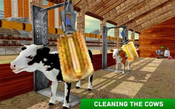 Village Tractor Farming: GBT New Farming Games 3D screenshot 5