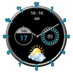 Super Clock Widget [Free]