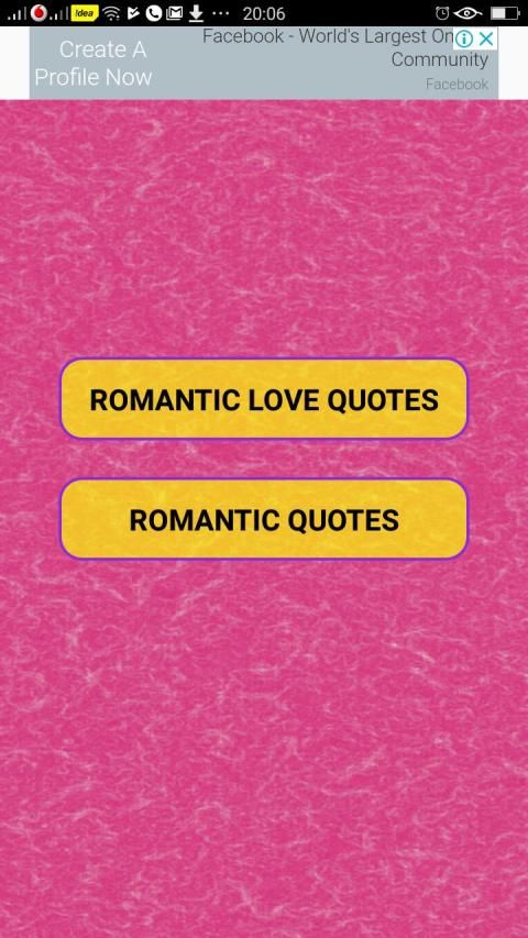 Romantic Love Quotes & Images screenshot 7