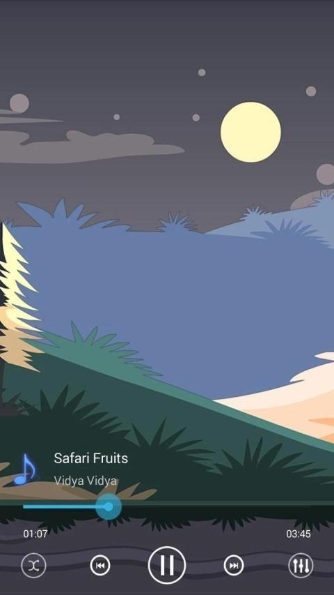 Mp3 Player 3D Cartoon screenshot 5