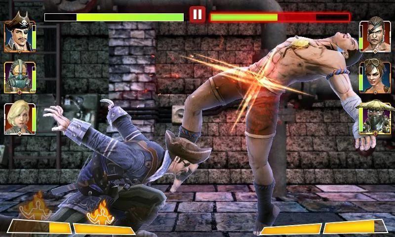 Champion Fight 3D screenshot 3