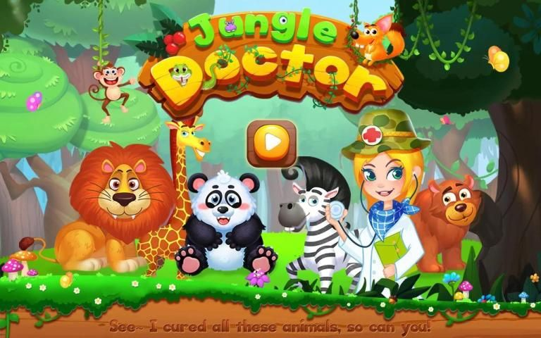 Jungle Doctor screenshot 5