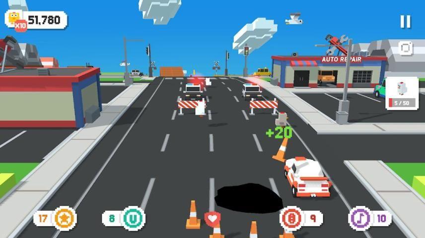 Smashy Dash screenshot 1
