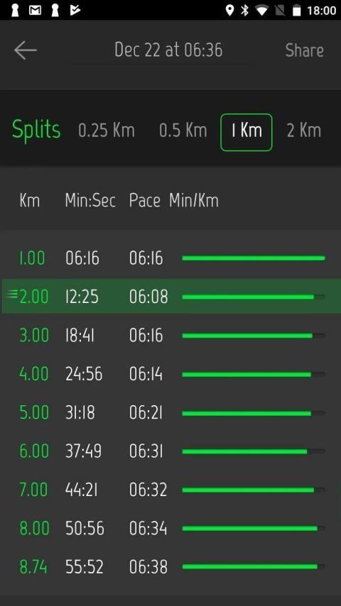 Running Distance Tracker + screenshot 3