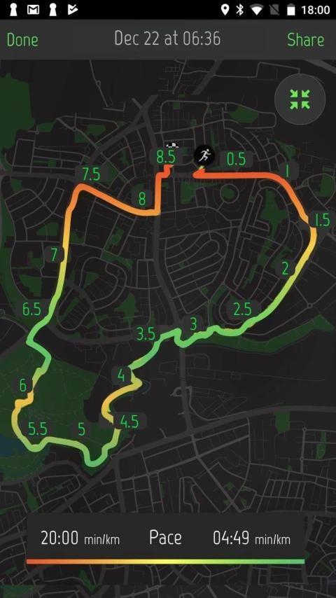 Running Distance Tracker + screenshot 4