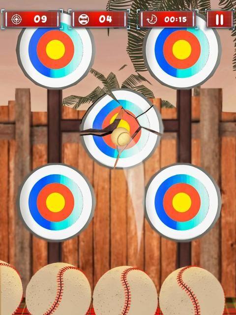 Tin Can Smasher – Hit And Knockdown Ball Throwing screenshot 5