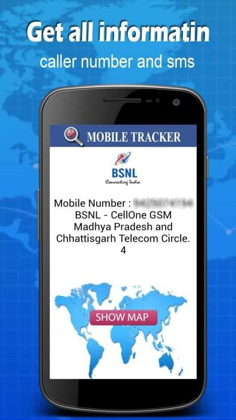 Mobile Number Locator screenshot 4