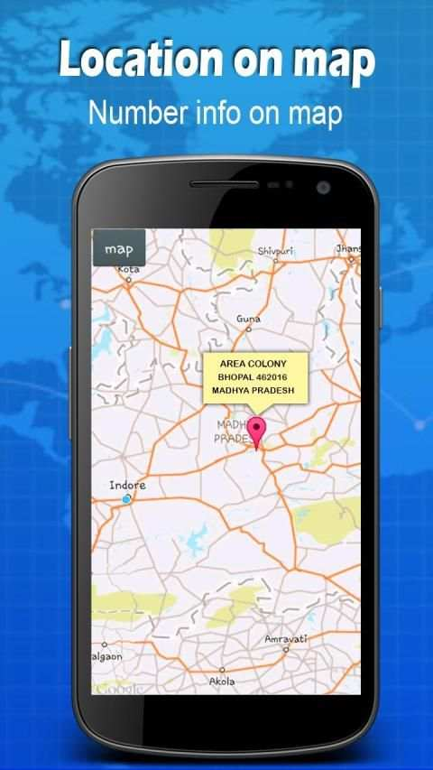 Mobile Number Locator screenshot 5