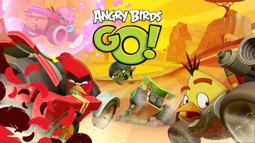 Angry Birds Go! 10 تصوير الشاشة