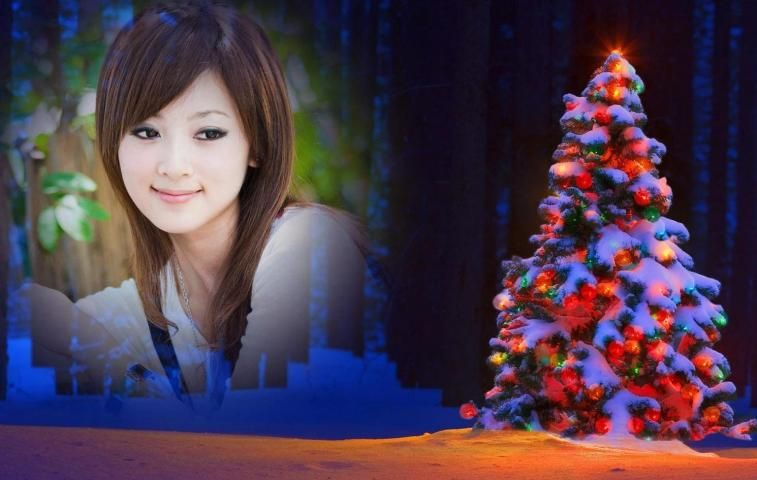 Christmas Photo Frames screenshot 3