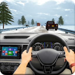 Traffic Racing In Car Driving : Free Racing Games आइकन