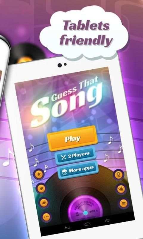 Guess The Song - Music Quiz screenshot 1