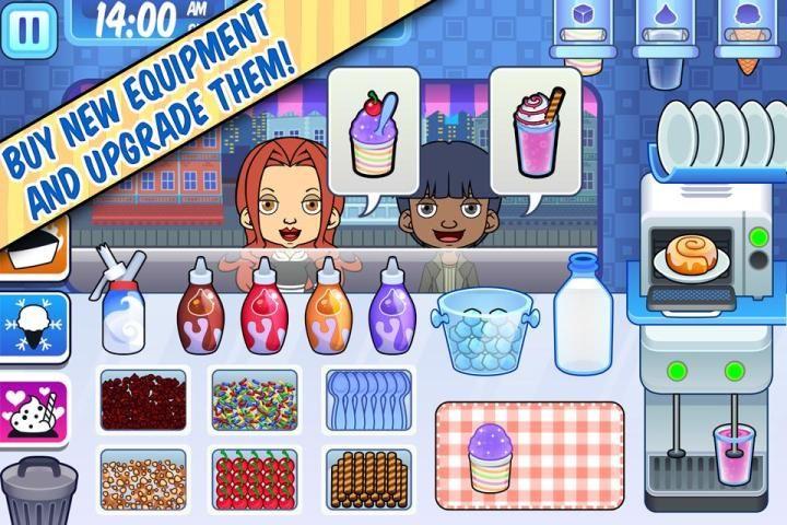 My Ice Cream Truck - Make Sweet Frozen Desserts screenshot 6