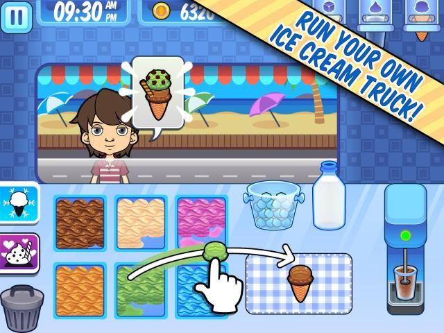 My Ice Cream Truck - Make Sweet Frozen Desserts screenshot 3