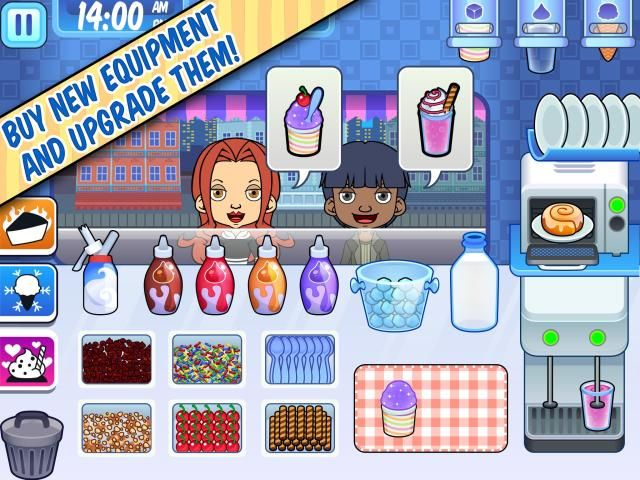 My Ice Cream Truck - Make Sweet Frozen Desserts screenshot 2
