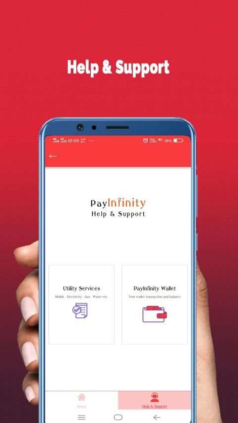 PayInfinity - A Smart way to Pay Online screenshot 12