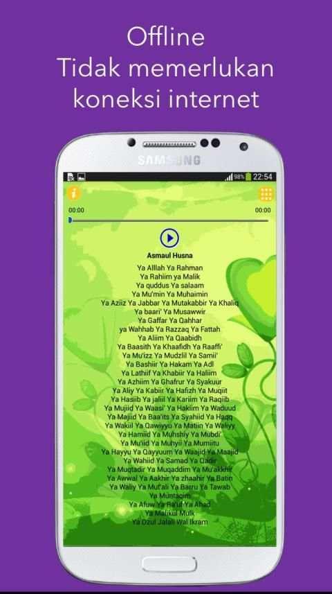 Lagu Anak Anak Islami screenshot 5
