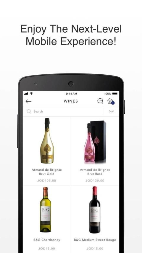 Fyxx: Alcohol Delivery screenshot 2