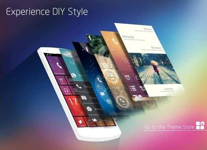 WP Launcher (Windows Phone Style) 12 تصوير الشاشة