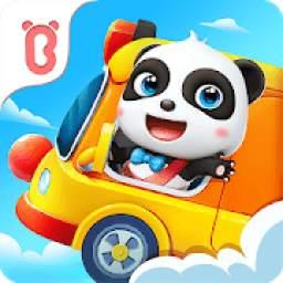 Baby Panda's School Bus - Let's Drive!